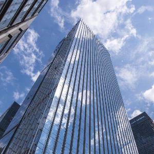 CBD核心区首个入市项目,第一批企业入驻北京中国人寿金融中心