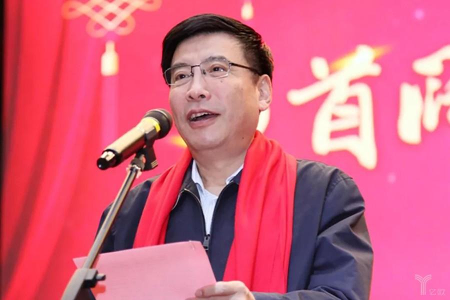 工信部部长苗圩新春致辞:立足两个强国,推动工业和信息化建设
