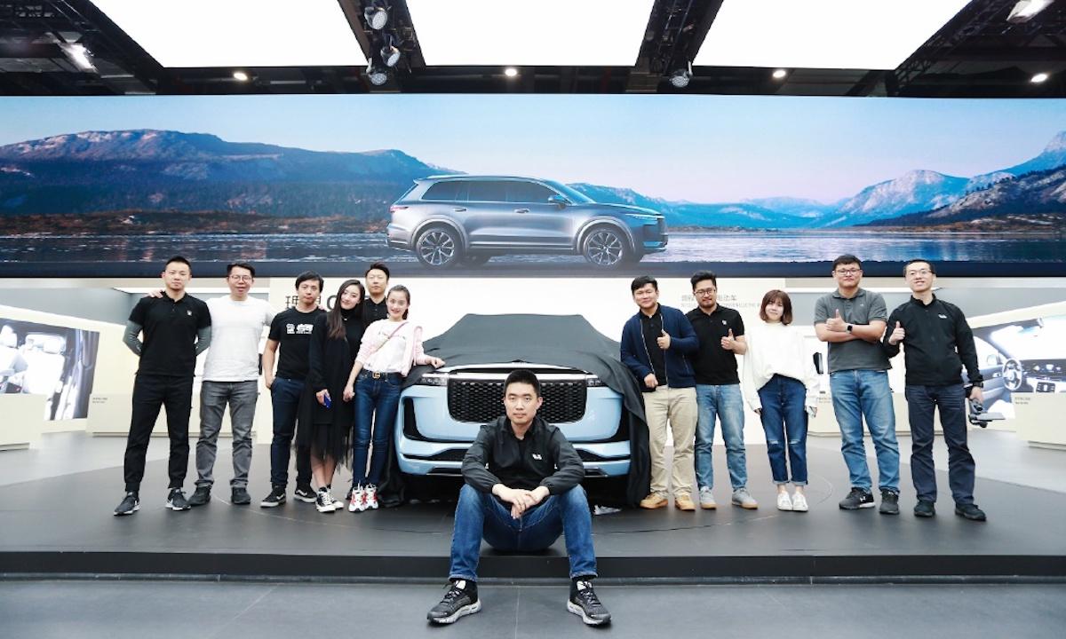 """理想汽车""""赴美""""IPO云敲钟,开盘价15.5美元较发行价涨34.78%,市值已超140亿美元"""