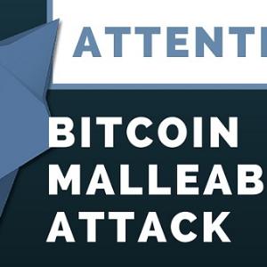 比特币分叉主因:ECDSA 算法漏洞引发的延展性攻击