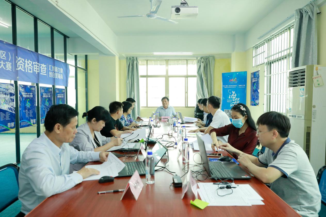 """海南省第六届""""科创杯""""530个项目通过资格审查,再创历史新高"""
