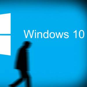 错乱的Windows10