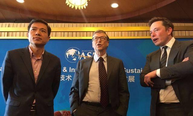 李彦宏主持与盖茨、马斯克的博鳌早餐会,从成功学谈到人工智能、从治国之道谈到无人驾驶