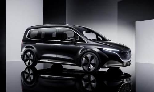 奔驰EQT概念车正式发布 量产版或于年内推出