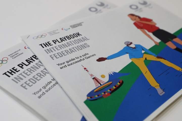 东京奥运规则手册正式发布 明确相关的行动规范