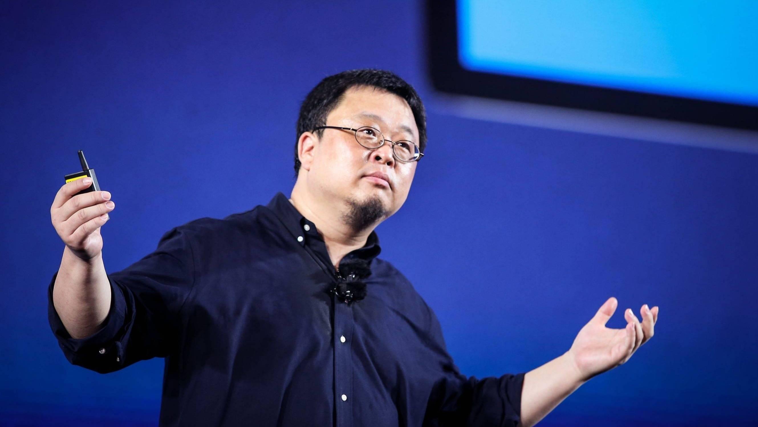 专访罗永浩:我今年48岁,还可以承受无数次失败