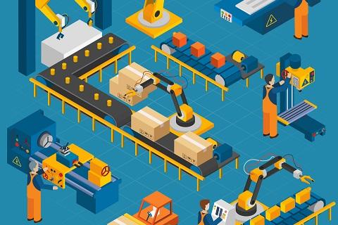 3分钟了解你不知道的工业机器人产业链