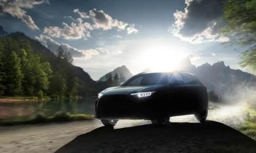 斯巴鲁新款EV车型定名SOLTERRA 将于2022年发售