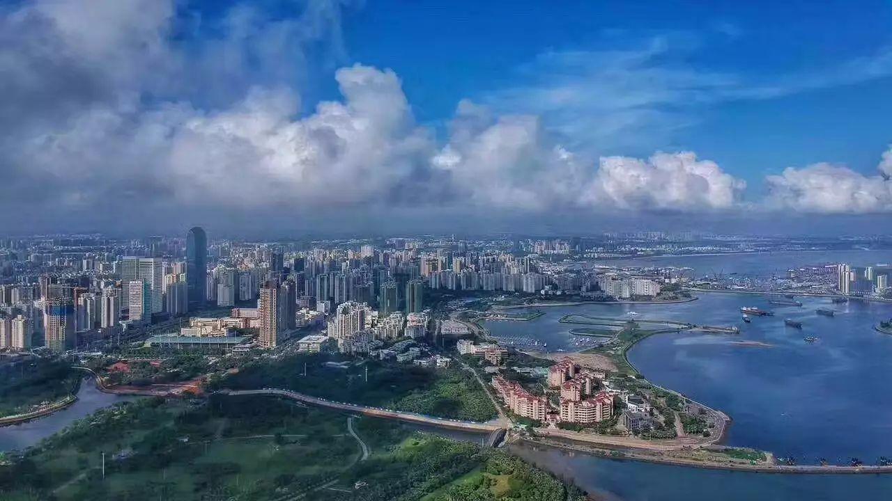海口上半年新设外资企业594家 同比增长368%
