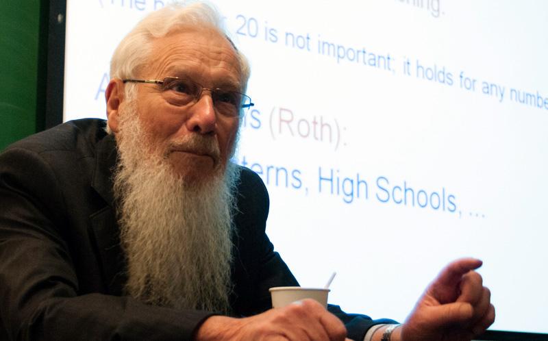 拜访以色列诺贝尔奖得主:创业投资的制度设计有何特殊之处?