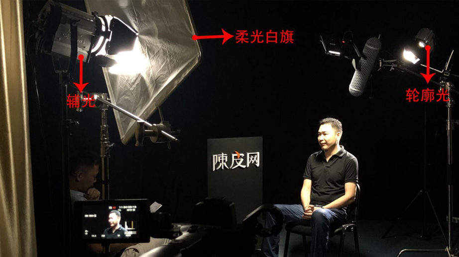 专访栏目拍摄干货!深扒《海南新声》第四期海南光度影视所有设备及灯光、拍摄技巧!