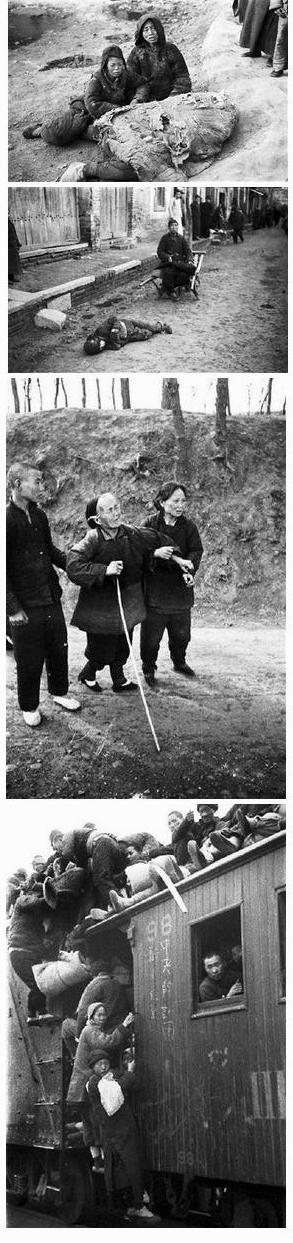 美国记者白修德笔下的1942大饥荒