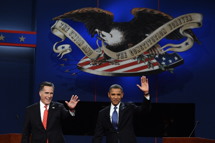 [译文]美国2012大选第一次辩论:第一环节,就业问题