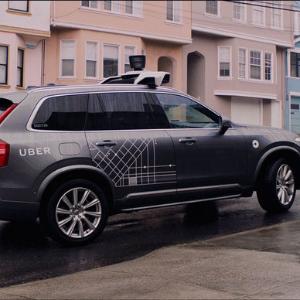 最前线 | 关闭无人驾驶卡车计划后,Uber无人驾驶汽车也要凉了?