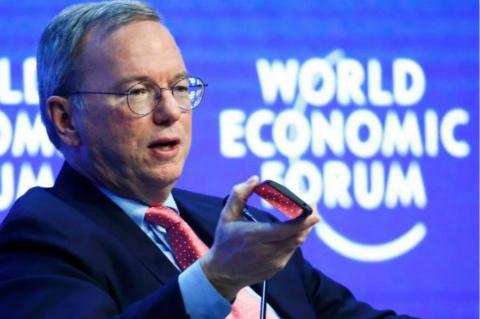 谷歌执行董事长:互联网即将消失,物联网即将诞生