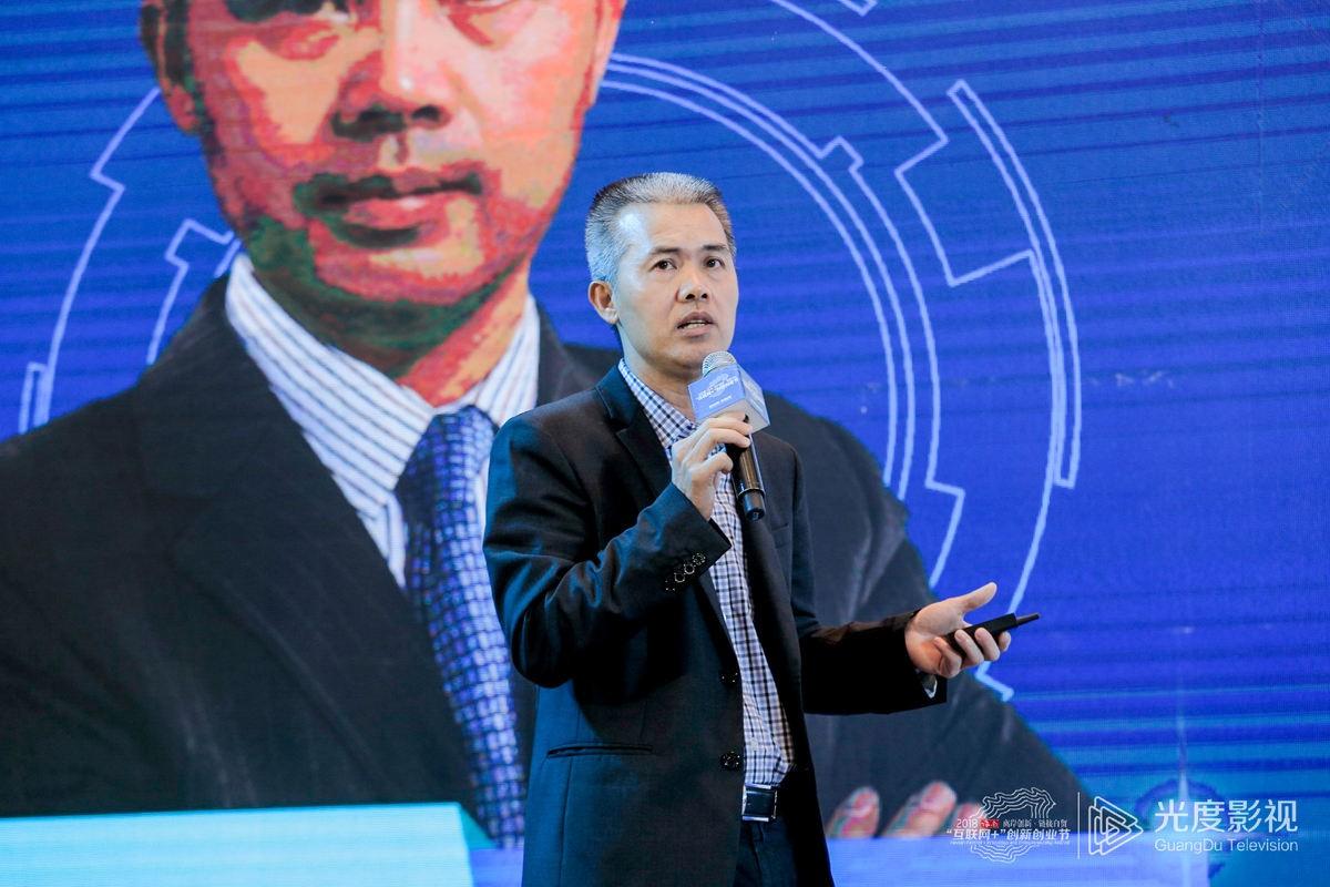 """海南省工信厅副厅长陈万馨:创新和开放是助力海南发展的两只""""风火轮"""""""