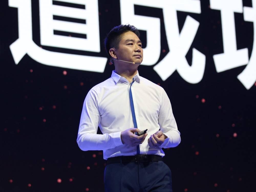 刘强东在2017京东年会上说:我们特别有钱!