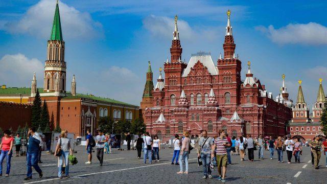 疫情导致俄罗斯经济衰退程度30年来首次低于全球整体水平