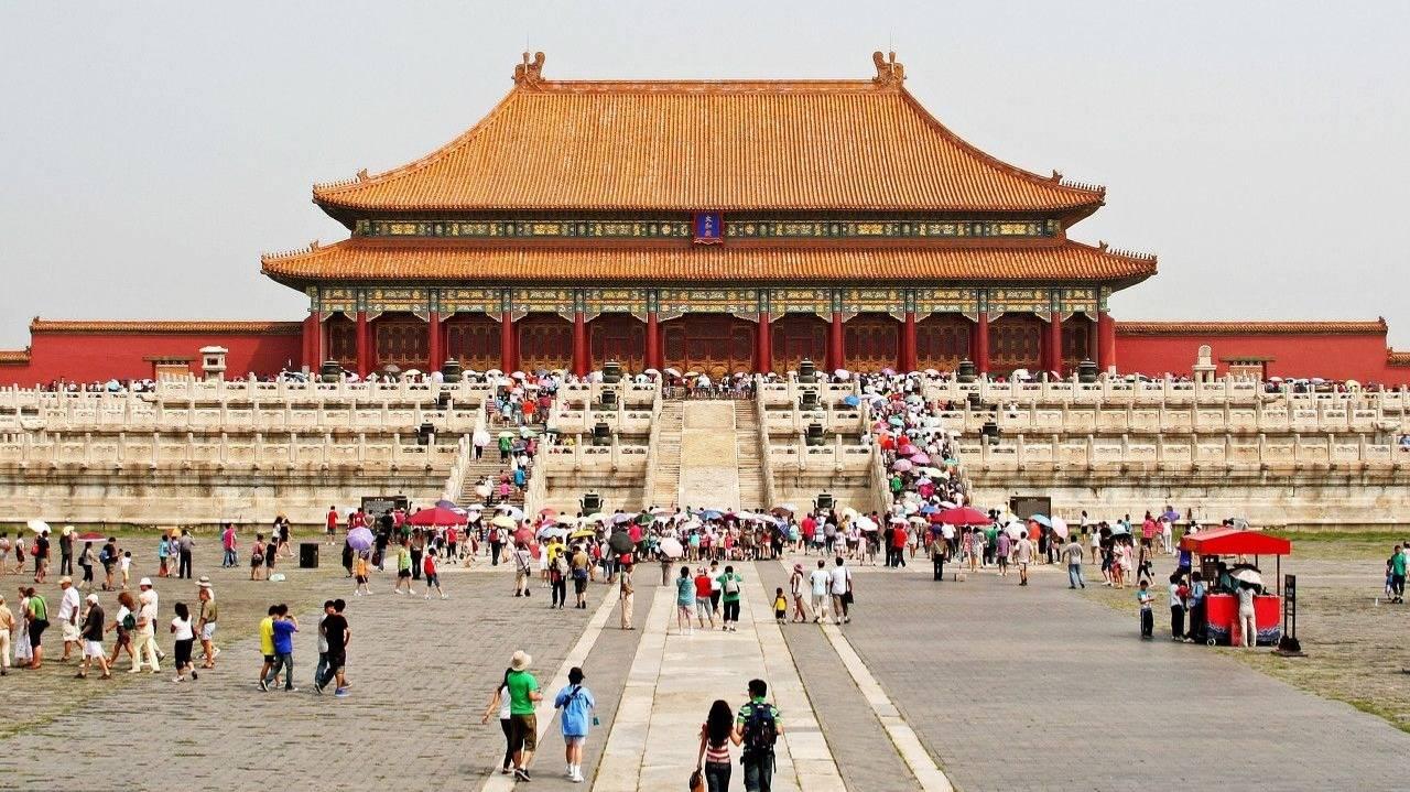 故宫里的1,862,690件文物,它们真的会讲故事
