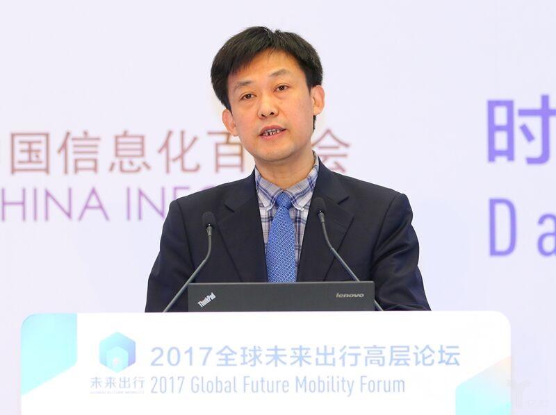 工信部装备工业司副司长瞿国春:加快推动智能网联汽车发展的三点建议