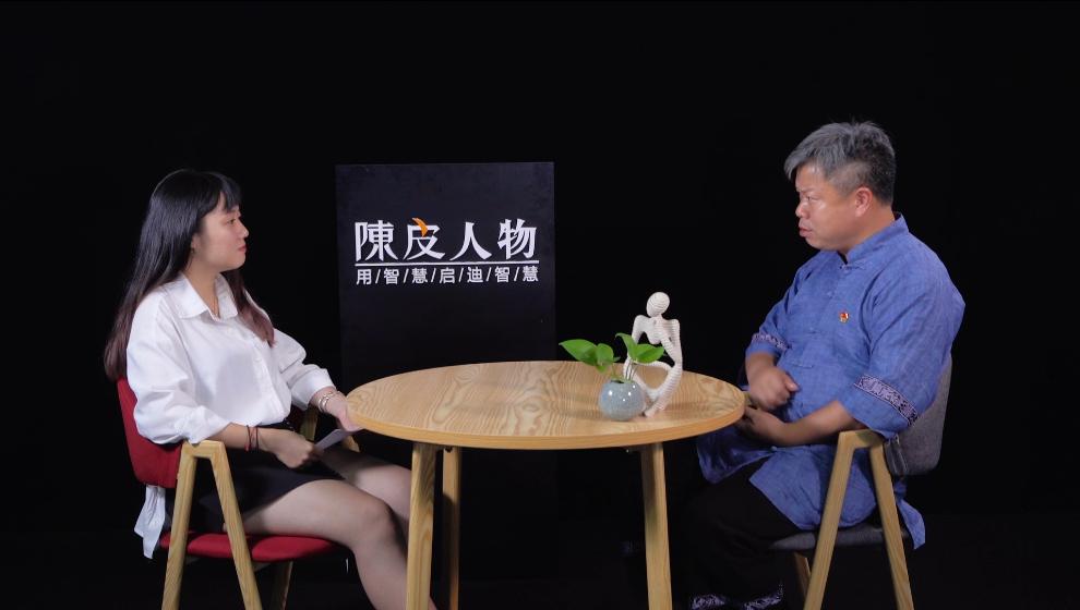 陈皮人物|龙秀林,一个精准扶贫的创新队长