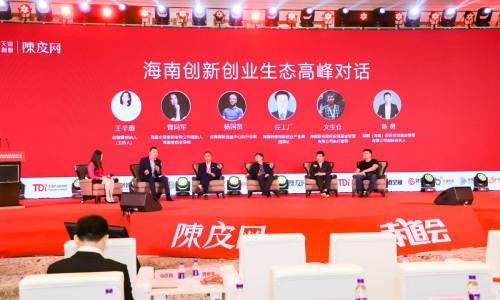 海南创新创业生态高峰对话,看这些大咖都说了什么?