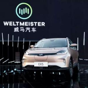 威马汽车启动D轮10亿美元融资,新造车淘汰赛已经开始