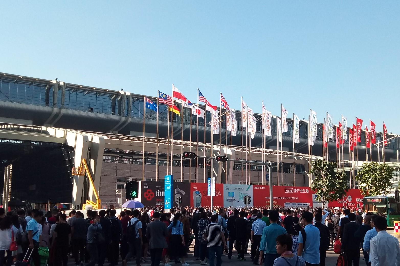 第80届CMEF在医械之都深圳举办,实地考察后我们发现三点值得关注