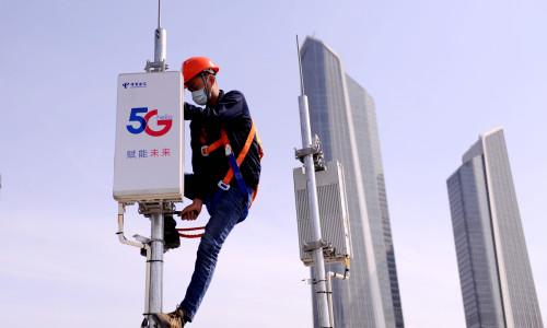 海南:力争3年新增部署5G基站1.2万个