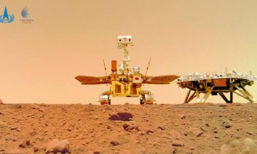 天问一号任务实现了中国航天史的6个首次