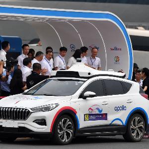 36氪独家   百度无人车部门再瘦身:两大核心事业部合并,明年量产1000辆无人车