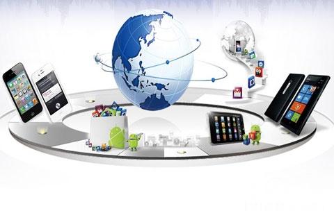 去年我国移动互联网经济规模超千亿元