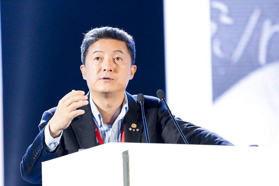 """张首晟教授:区块链技术使互联网进入""""合久必分""""新时代"""