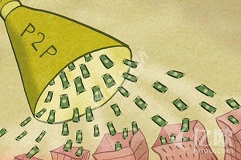 亿欧读数:风波中的P2P借贷,二季度用户增速下滑至7.3%