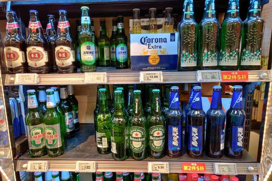 二季度业绩大幅增长!青岛啤酒上半年净利同比增长13.77%