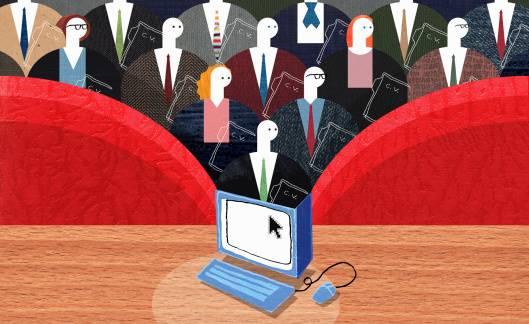大数据改造在线招聘,精准匹配求职者和目标职位,猎头还有存在的价值吗?