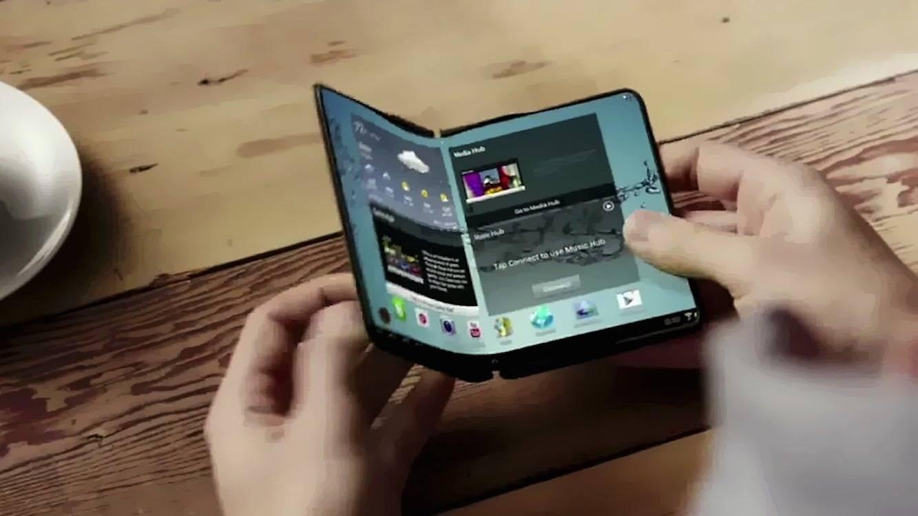 为何华为、三星都想抢可折叠手机的首发?