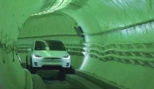 """马斯克的""""嘴炮"""":要在中国挖隧道,通车时速250公里"""