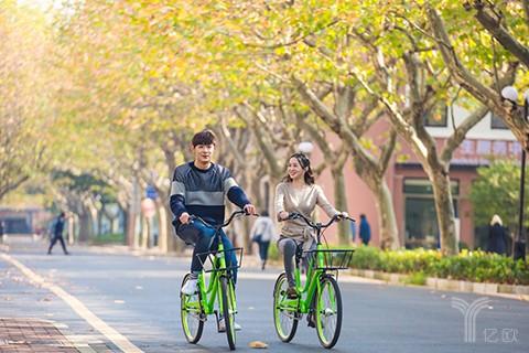 优拜单车余熠:共享单车已成刚需,但只迈出了万里长征的一小步