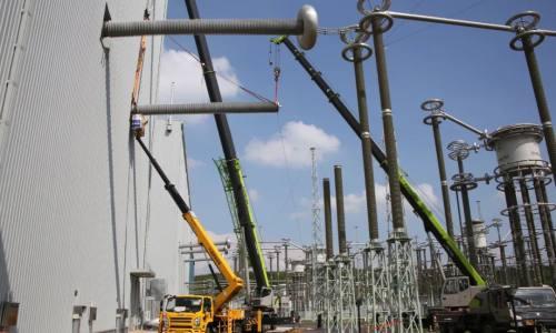 国产直流输电:自研±800千伏柔直穿墙套管成功投运
