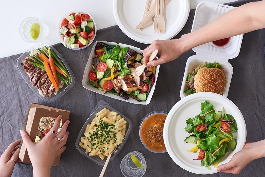 无餐具选项成鸡肋,外卖平台、商家该不该为环境买单?
