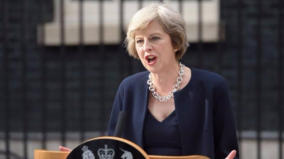 彭博全球影响力人物 : 英国新首相第1,马云第 17