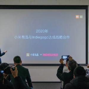 与海外众筹平台Indiegogo合作,小米有品想要探索海外市场